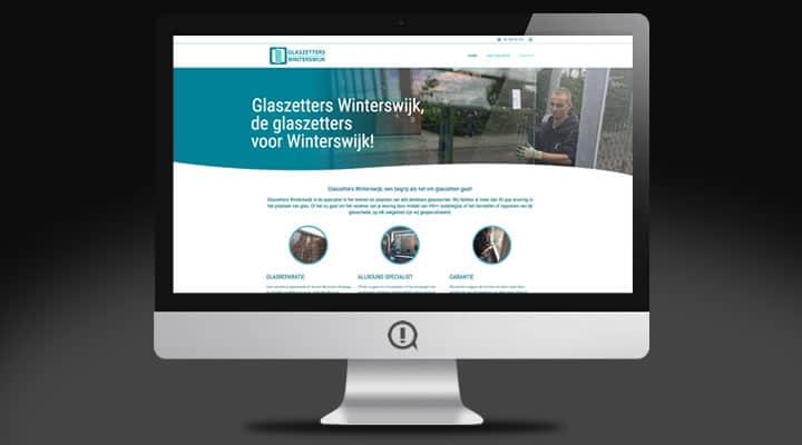 Glaszetters Winterswijk website