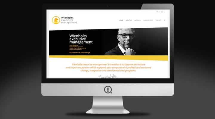 wienholts executive management website