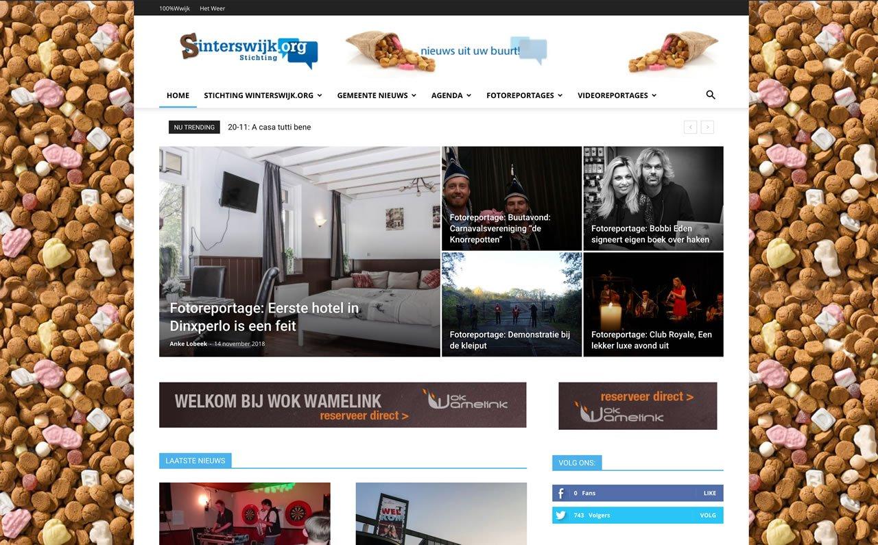 Winterswijk.org website