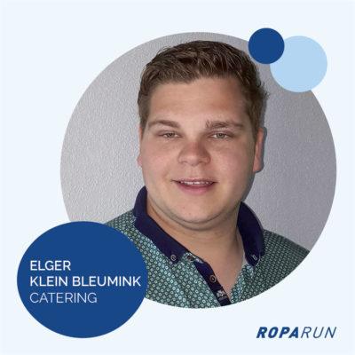 Roparun Elger Klein Bleumink