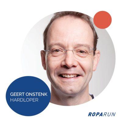 Roparun Geert Onstenk