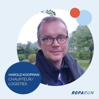 Roparun Harold Koopman