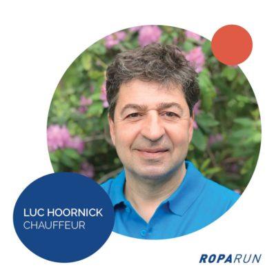 Roparun Luc Hoornick