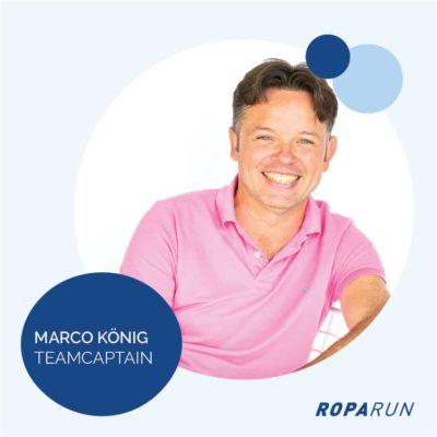 Roparun Marco Konig