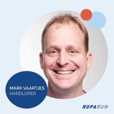 Roparun Mark Vaartjes