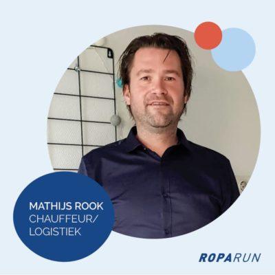 Roparun Mathijs Rook