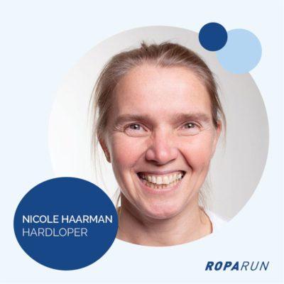 Roparun Nicole Haarman