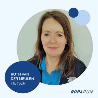 Roparun Ruth van der Meulen