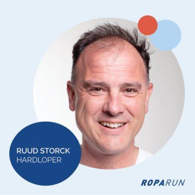 Roparun Ruud Storck