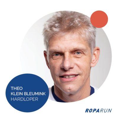 Roparun Theo Klein Bleumink